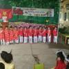 """Tiết mục """"Trình diễn thời trang"""" của học sinh điểm 5000 Kênh 14 Hội thi """"Tiếng hát trẻ thơ"""" năm 2016"""