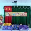 Trường Mẫu giáo Vĩnh Thuận tổ chức vui Tết Trung thu cho các bé.