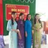 Hội nghị cán bộ, công chức, viên chức và người lao động năm học 2018 – 2019 của Trường Mẫu giáo Vĩnh Thuận thành công tốt đẹp